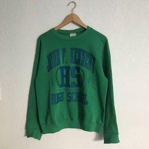 Vintage JFK High School Sweatshirt